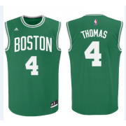 Maglie NBA Isaiah Thomas 4# Road 2015-16 Canotte Boston Celtics..